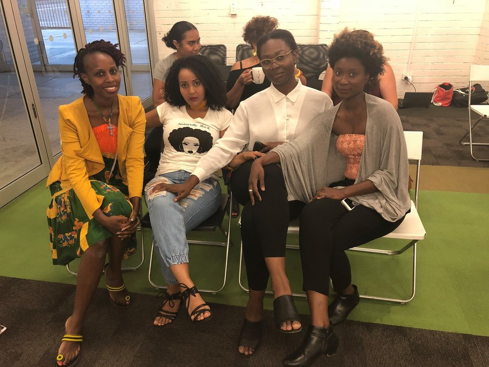 Afro Sistahs Collective