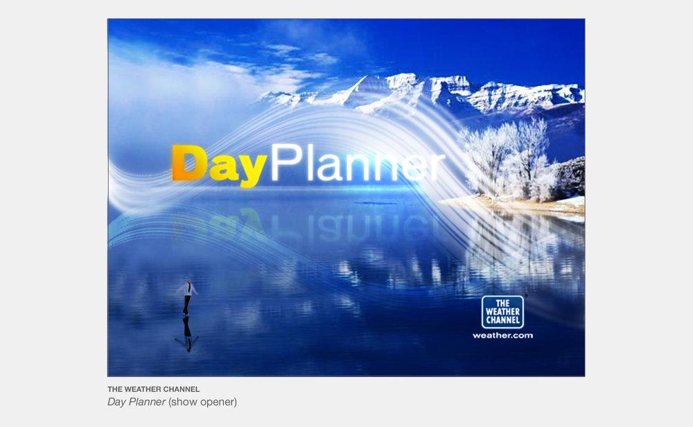 Day Planner  (opener)