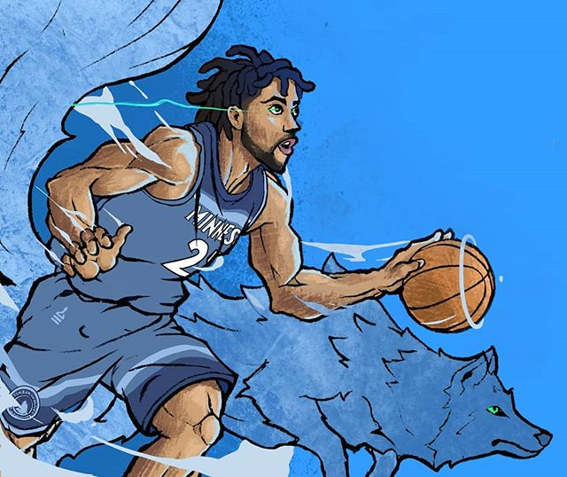 Can't Stop Him.  #drose#derrickrose#minesota#timberwolves#wolves#nba#comeback#icecold#basketball#25#mvp#gamewinner
