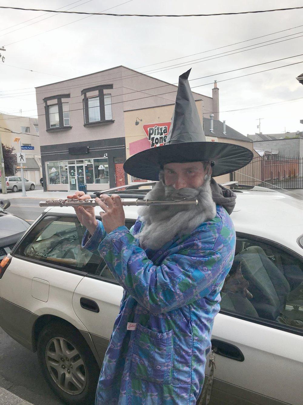 Boy Wizard - Main Instrument: KeysFace style: Beautiful and youngFavourite Spells: FireballUltra Stoked on Life: Yes