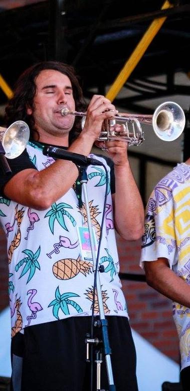 Improbability Spider - Least Favourite Instrument: TrumpetIdeas: AlwaysSpidery Location Status: ImprobableExpression: Honest