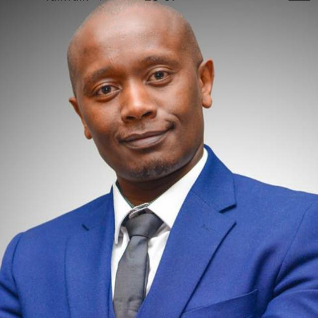 Ernest Gikuma,  Founder & CEO
