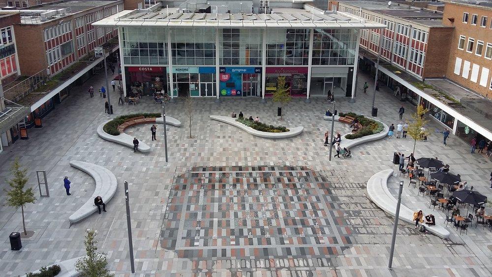 queen's square