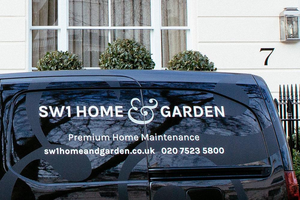 SW1 Home & Garden - SW1 Home & Garden Description