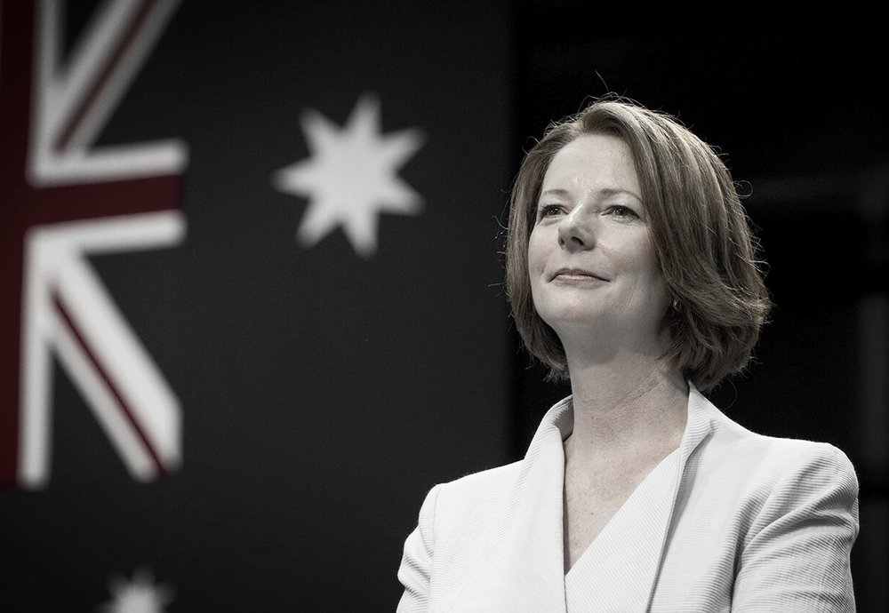 Julia Gillard (TBC)