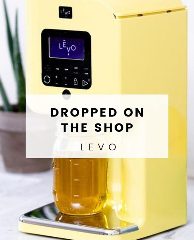 DROPPED: @levo_oil! Isn't it beautiful?! 🤩� � We're stoked to introduce you to LEVO, your new favourite kitchen appliance that makes preparing herbal infusions at home easy and mess-free. � Whether you're Masterchef-worthy or an amateur baker, the LEVO has your infusion needs covered.� � From infused cooking oils and marinades to DIY lipbalms and salves, the LEVO oil lets you seamlessly infuse your favourite herbs/botanicals into butters and oils and it's (finally) available in the UK and on @thecuratorltd! � � LEVO is by no means just for cannabis infusion. However, we have to say that we made some damn good Cannabis Infused Garlic Butter yesterday thanks to this incredibly aesthetic piece of machinery🌈��🙌�... Recipe coming soon.� � #theCURATORltd #LevoOIl #Cannabis #CBD #Kitchenware #CannabisAccesories #culinary #infused #cannabisinfused