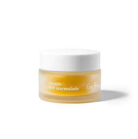 ERE PEREZPapaya SOS Marmalade - £25.00Content BeautyKnown to heal cracked heels, there's nothing this balm can't do. Use this as a lip mask before bed and you'll wake up with some seriously hydrated lips. This multi-purpose beauty is also known to remove stubborn lipstick stains.