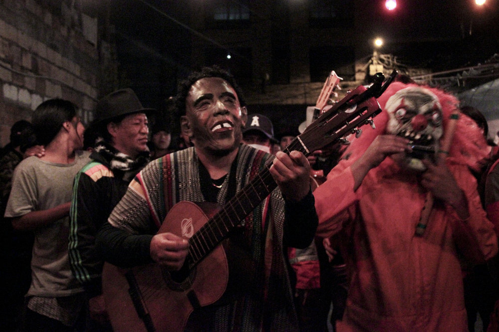 Celebración Inty Raymi Indigenas Quechua 2017