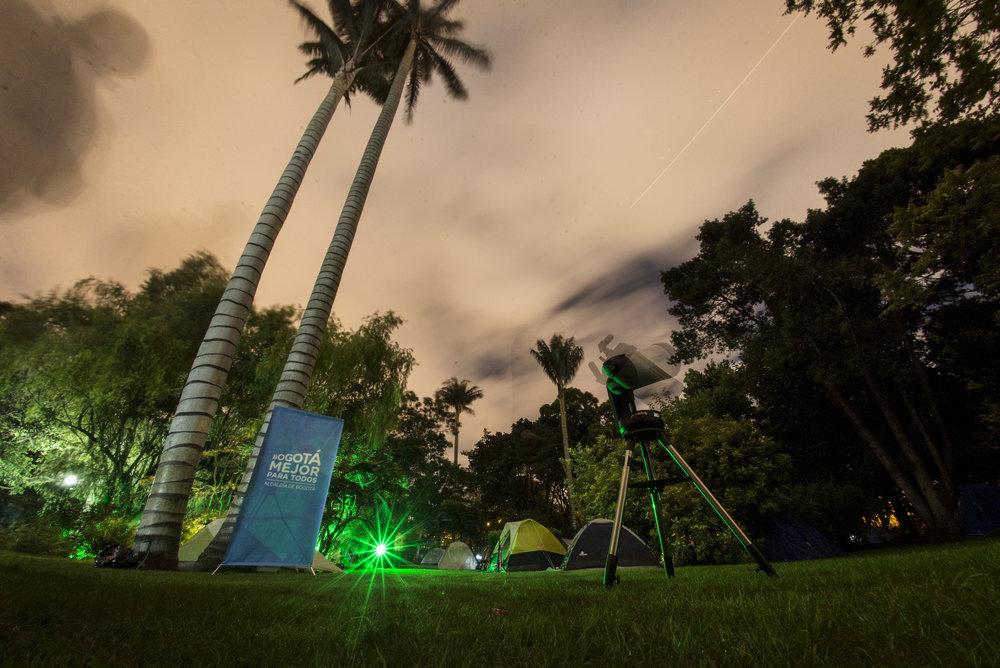 Campamento Ast Idartes - Juan Santacruz