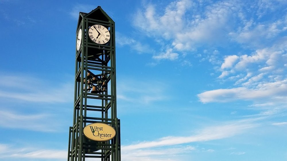 West Chester Clock Tower