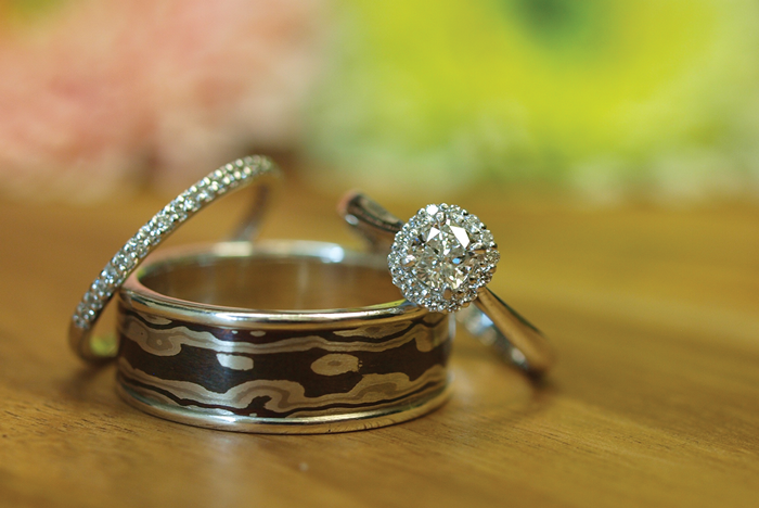 Choosing rings you'll always love. - January 2018.