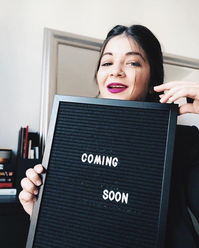⏱ Let the countdown begin... - #SixtySocialSeconds  #CaterinaCiacatani
