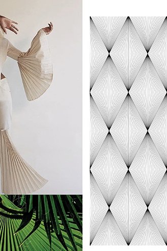 Interior Patterns - Concepts for interior patterns.