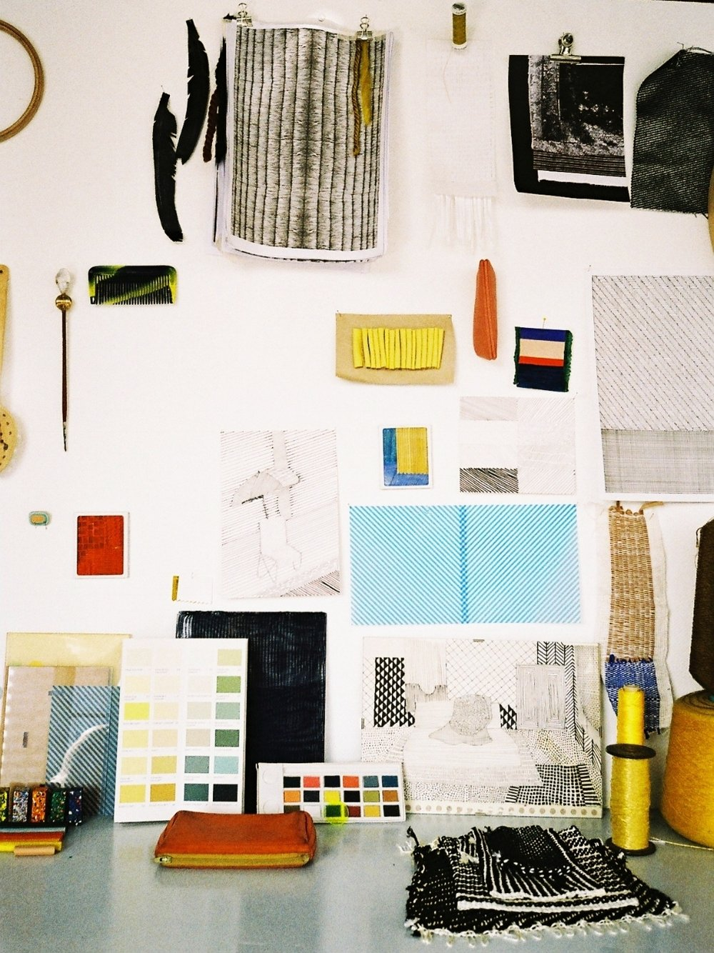 Oh Studio featured at //Slash-Zine
