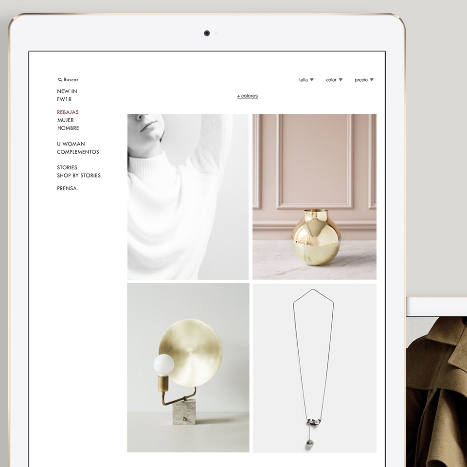 eCommerce para retail -