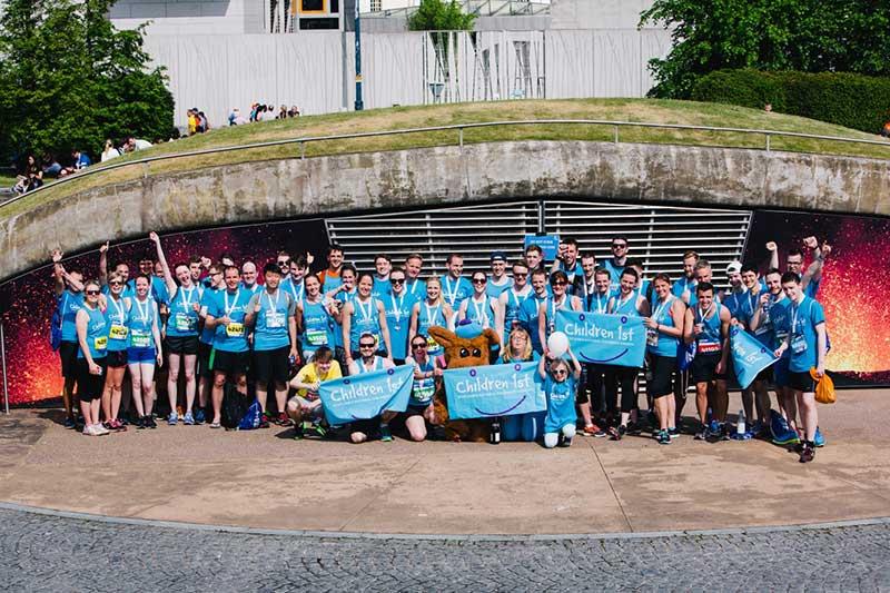 Children 1st - Edinburgh Marathon Festival 2019