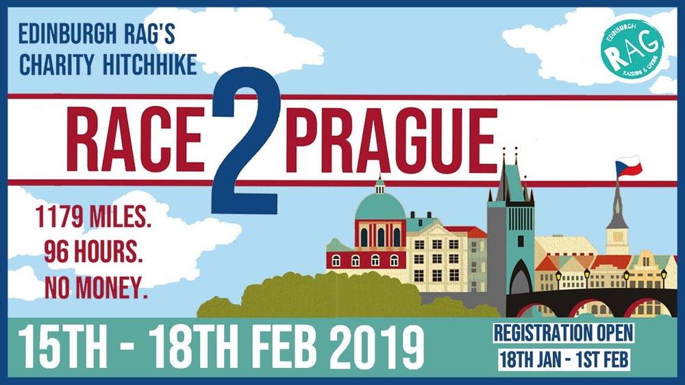 Race2Prague : 15th - 18th of February