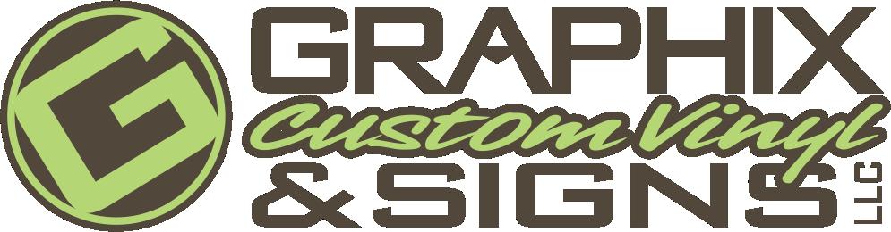 graphix custom vinyl signs llc