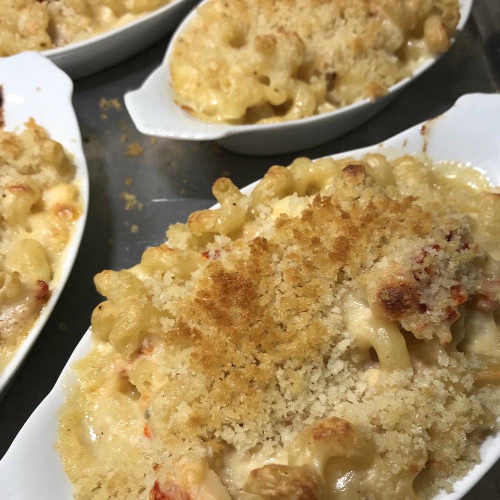 Lobster Mac & Cheese . Barefoot Contessa Foolproof . Week 15