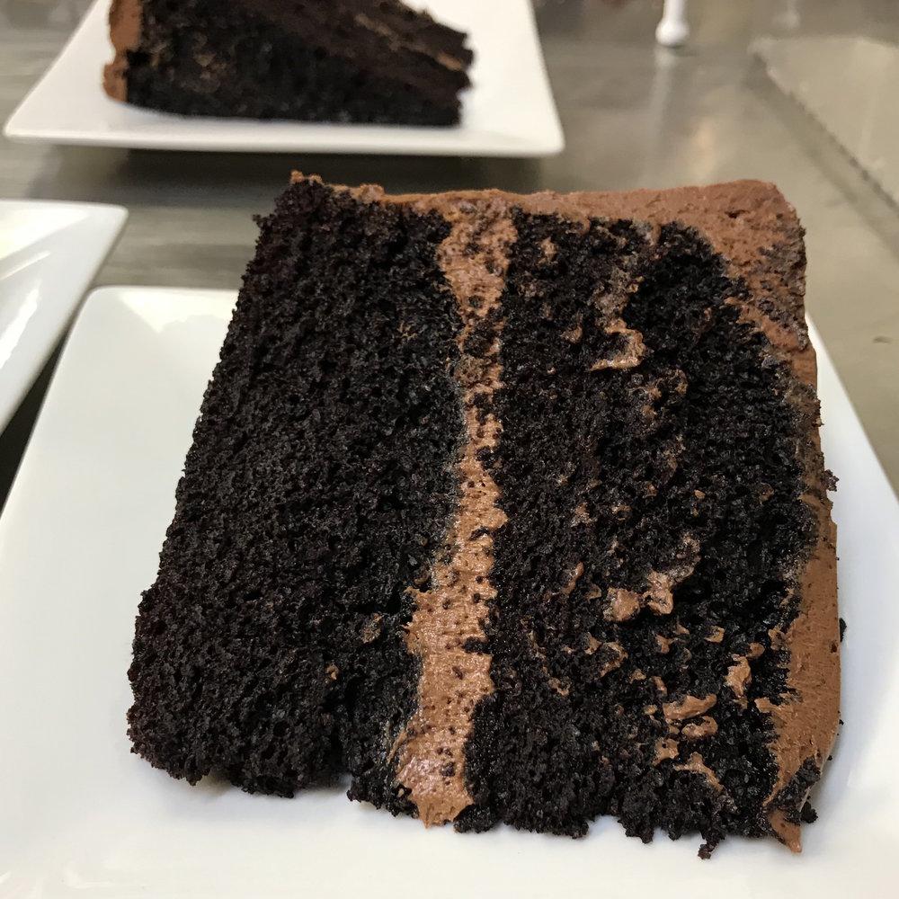 Beatty's Chocolate Cake . At Home . Week 16