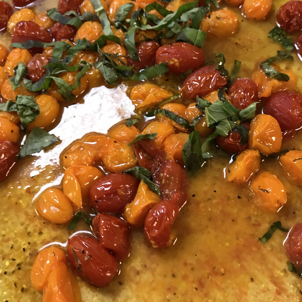 Roasted Cherry Tomatoes . Barefoot Contessa Parties! . Week 16