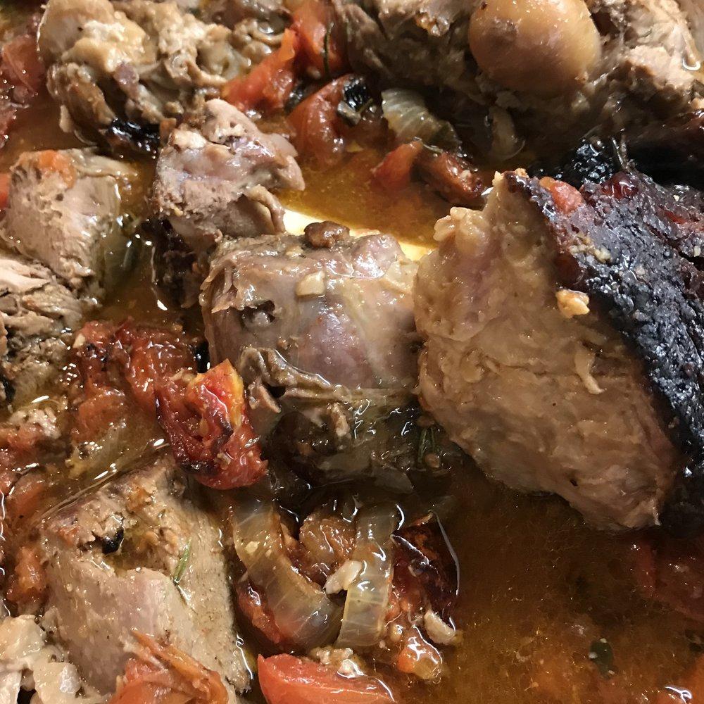 Easy Provençal Lamb . How Easy Is That? . Week 19