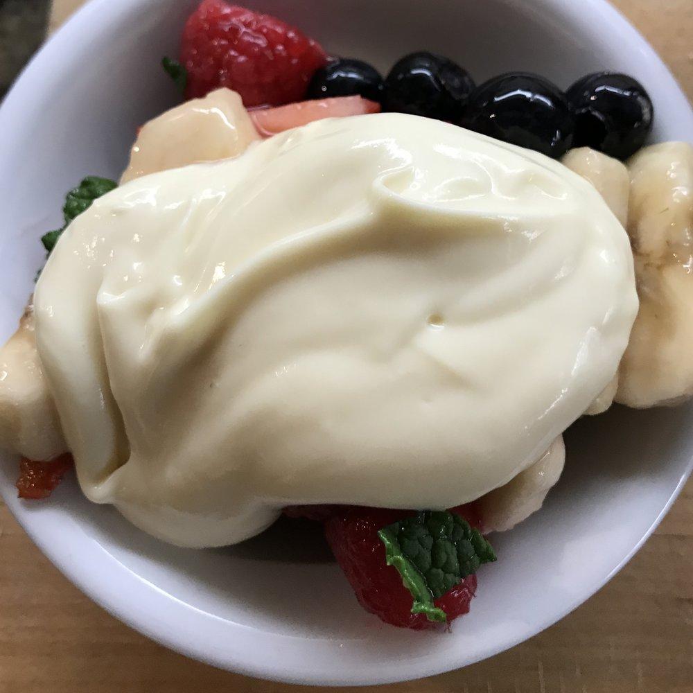 Fruit Salad with Limoncello . Back to Basics . Week 28