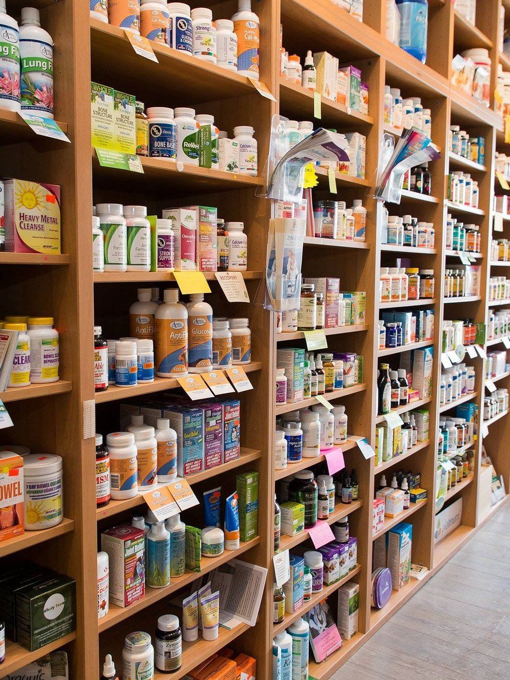 Supplements - A premium selection of brand name supplements