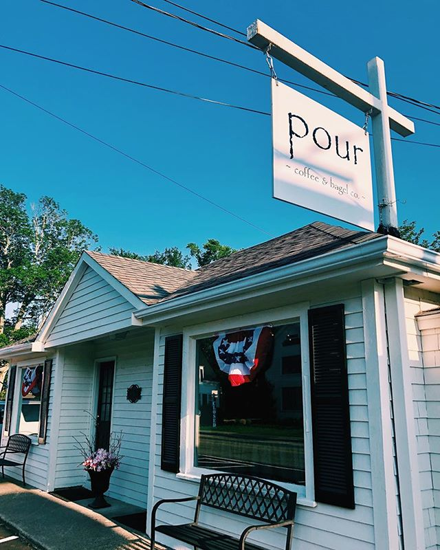 2018 was a good one for all of us at Pour! We opened our second location in Cohasset and celebrated our 1 year anniversary in Norwell! Thank you for such an amazing year!! Looking forward to what 2019 has in store for us. 🙂😏🥰Happy New Year! Hope all have a safe and happy holiday. We are open tomorrow New Year's Day 6 am to 1 pm!