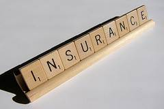 insurance scrabble pieces
