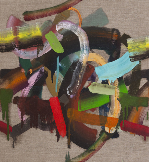 Vitavulnus - Abstract paintings by Jeff PerrottOctober 27th - December 12th, 2012