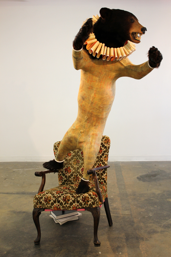 Everything changes everything - Sculpture, photography, and drawing by Kim FalerJune 14th - August 17th, 2012