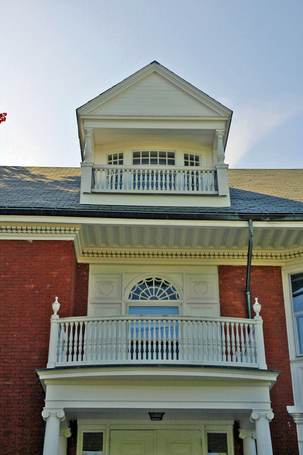 An historic house in Portland, completely restored and rehabilitated. Photo: N. Barba