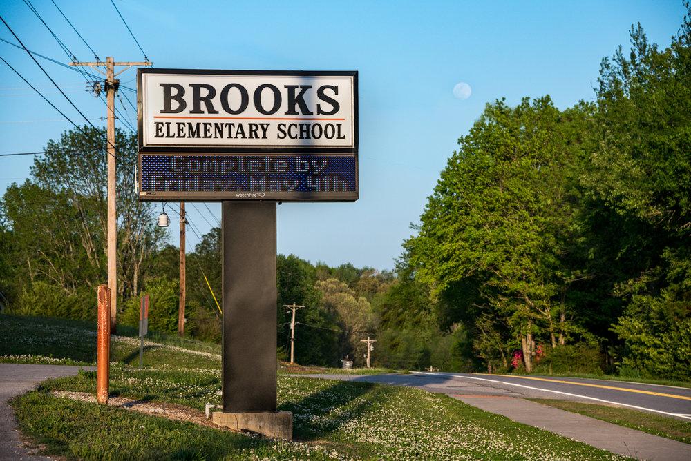 Brooks Lions