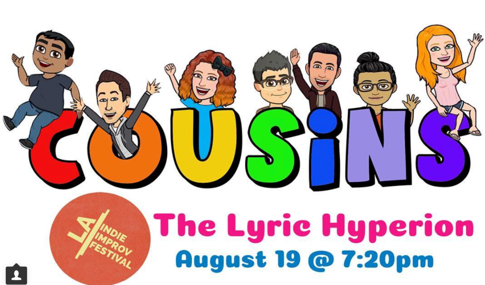 Cousins - LYRIC HYPERION