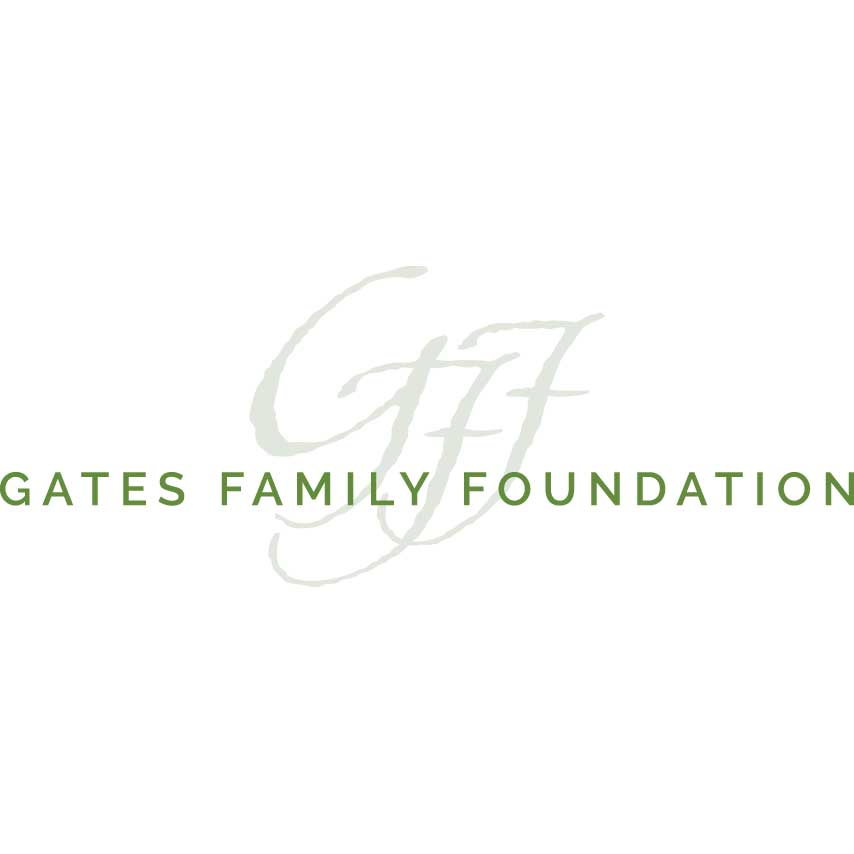 Since 1946, the Denver-based Gates Family Foundation has been a community resource for advancing long-term quality of life in Colorado. The Foundation has supported public and independent media for decades, especially as vital issues such as public education, rural issues, and natural resources have faced declining media coverage from traditional outlets. The Colorado Media Project is the primary focus for the foundation's Informed Communities and Local News portfolio of strategic grantmaking.