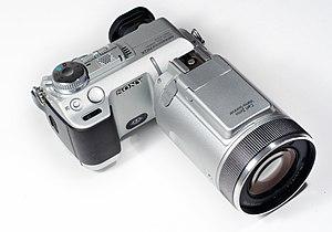 Sony Cybershot DSC-F707