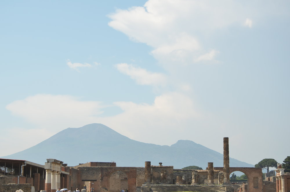 Pompeï in Italie