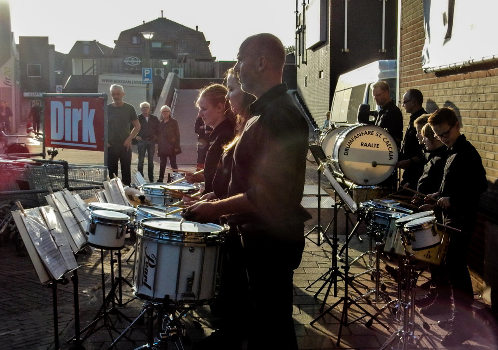 Trommelaars van St. Caecilia