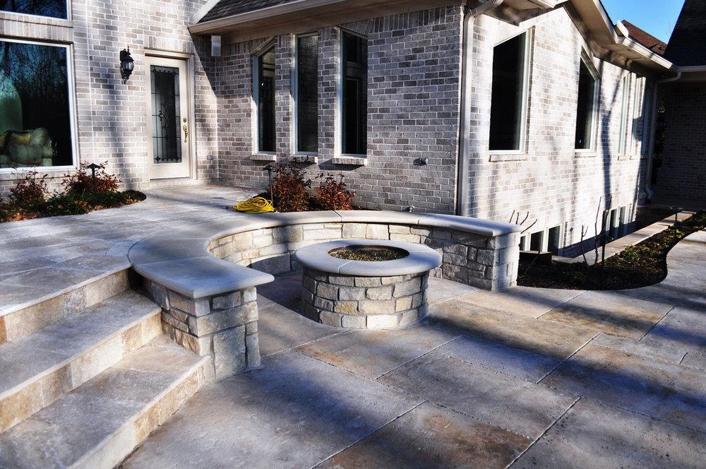 patio, rocksalt finish 2