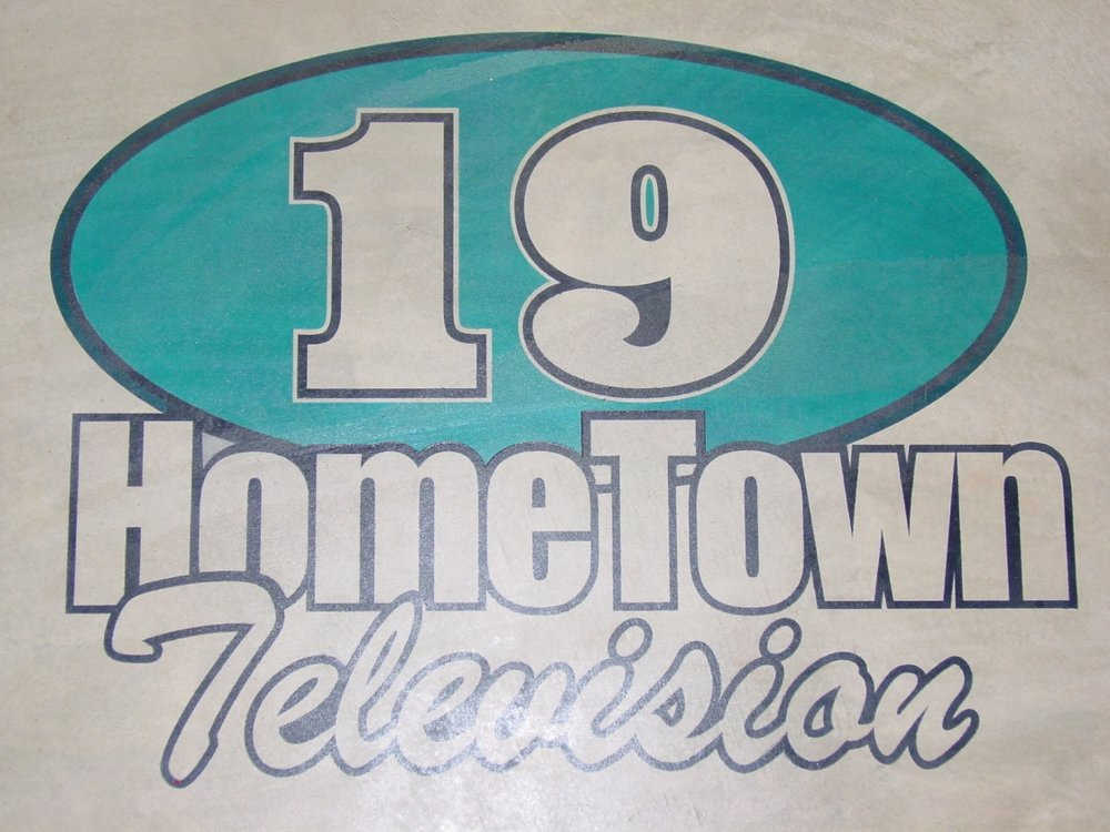 Home Town Acid Stain Logo