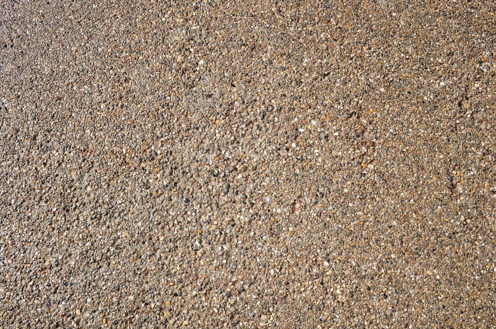 Exposed Aggregate Pattern