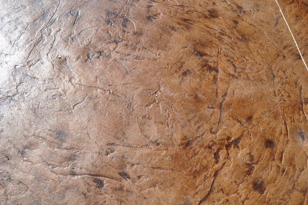 Italian Slate texture, wheat color, dark walnut release