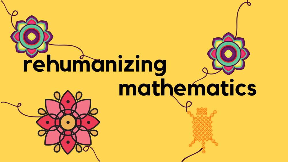 Rehumanizing Mathematics with Dr  Rochelle Gutiérrez