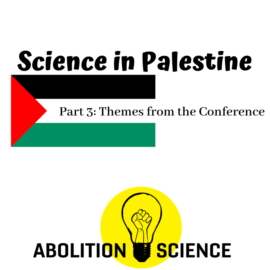Science in Palestine (Part 4): Antisemitism — Abolition Science