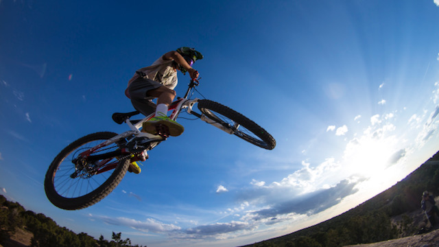 Domnic Alei - New Mexico Mountain Sports