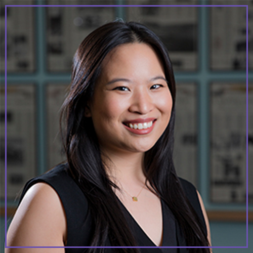 Corinne Chin - Video Editor, The Seattle TimesCorinne can coach on video journalism, interviewing for story, working at a newspaper, considering graduate school, and harnessing visual storytellers' power and responsibility to ensure our work is diverse, inclusive and equitable.