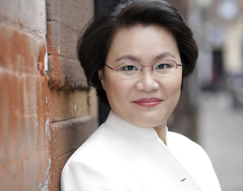 Mei-Ann Chen, conductor