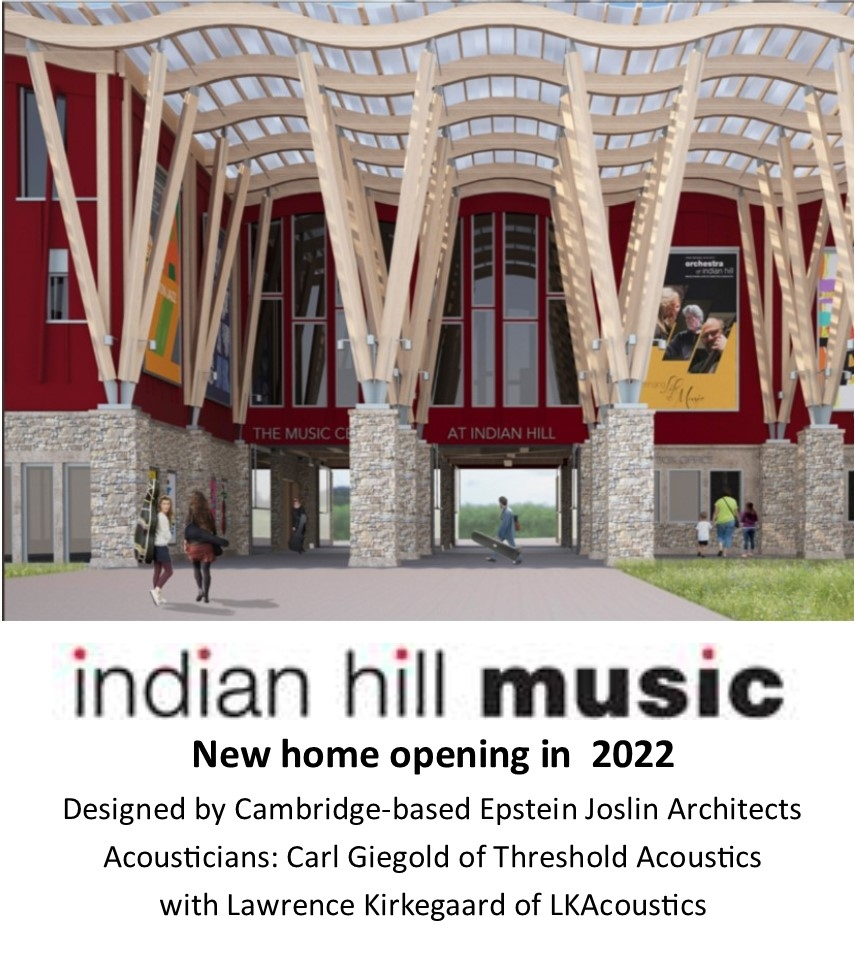 Indian Hill Music's New Home