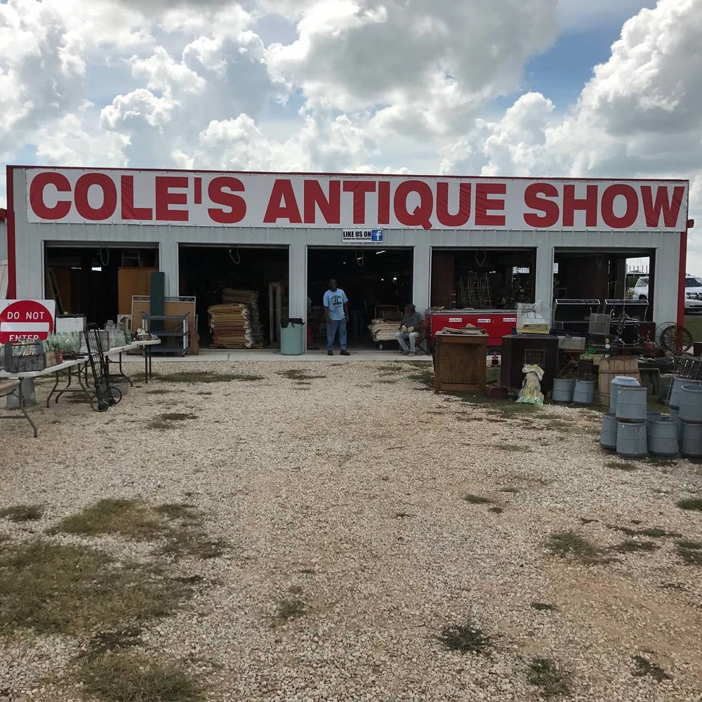 Cole's Antique Show - (281) 961-5092
